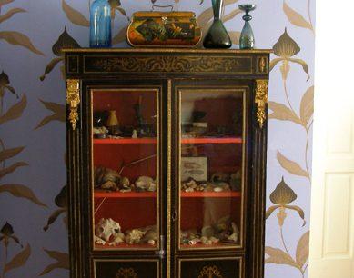 Interieur voor verzamelaars