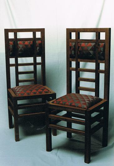 Art Deco-stoelen