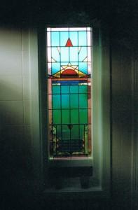 badkamer De Bilt raam binnen