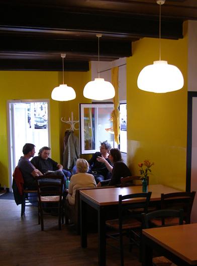 Café Savannah in Frankfurt
