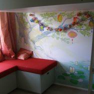 Kleine kamertjes met veel ruimte